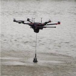 水質監測無人機